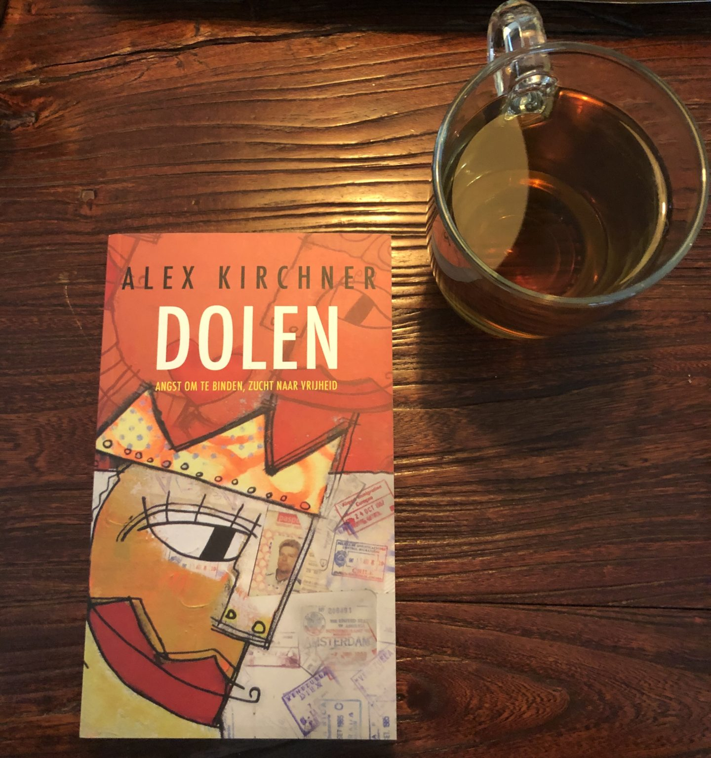 Book review (dutch): Dolen door Alex Kirchner